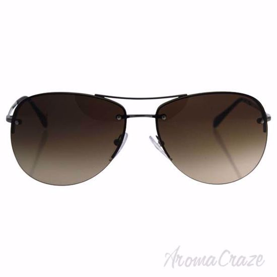 Picture of Prada SPS 50R 5AV-6S1 - Brown Gradient/Brown by Prada for Men - 62-14-135 mm Sunglasses