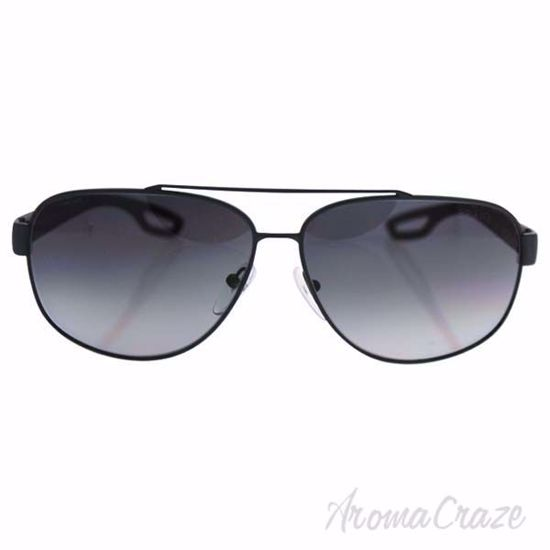 Picture of Prada SPS 58Q TFZ-5W1 - Grey/Grey Rubber Gradient Polarized by Prada for Men - 63-12-140 mm Sunglasses