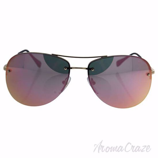 Picture of Prada SPS 50R ZVN-5L2 - Pale Gold/Grey Rose Gold by Prada for Unisex - 59-14-135 mm Sunglasses