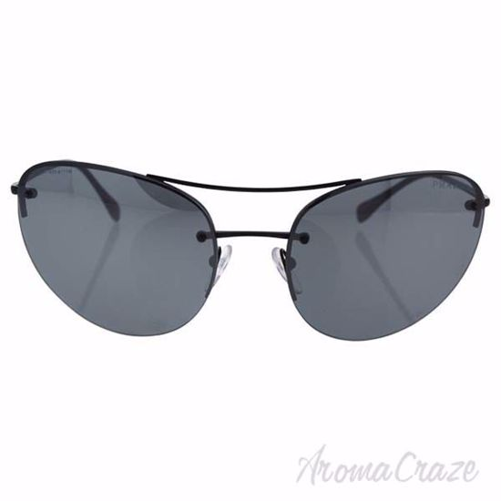 Picture of Prada SPS 51R 7AX-5L0 - Black/Light Grey Black by Prada for Women - 59-18-135 mm Sunglasses