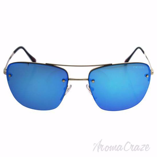 Picture of Prada SPS 52R ZVN-5M2 - Pale Gold/Blue by Prada for Men - 56-16-135 mm Sunglasses