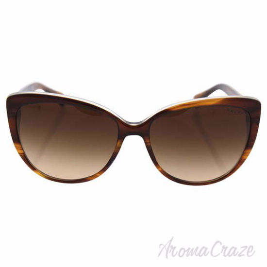 Picture of Ralph Lauren RA 5185 1315/13 - Brown Horn/Dark Brown Gradient by Ralph Lauren for Women - 56-15-135 mm Sunglasses