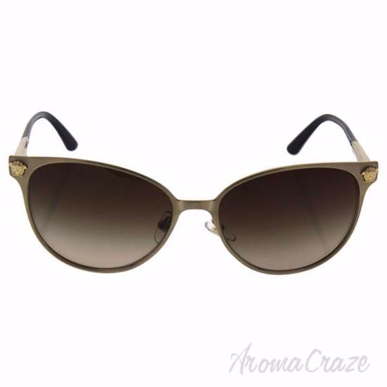 Versace VE 2168 1339/13 - Brushed Gold/Brown Gradient by Ver