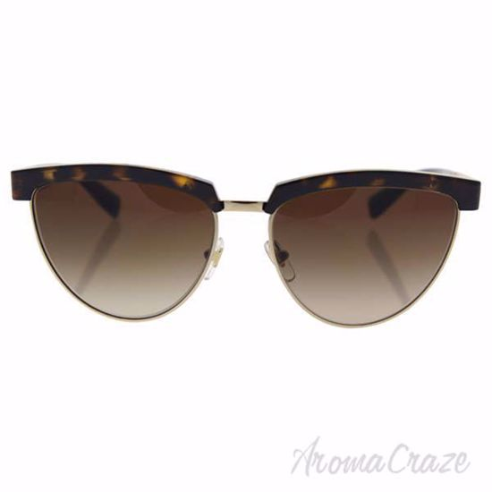 Versace VE 2169 1252/13 - Havana-Gold/Brown Gradient by Vers