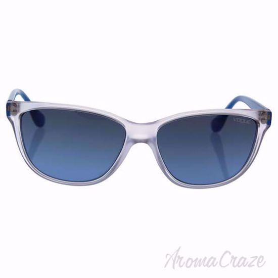 Vogue VO2729S W745/8F - Transparent Demi Shiny/Blue Gradient