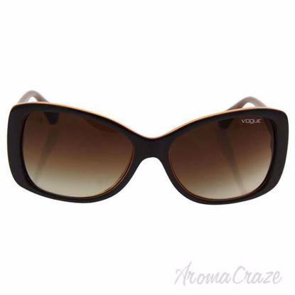Vogue VO2843S 2279/13 - Top Brown/Orange Transparent/Brown G
