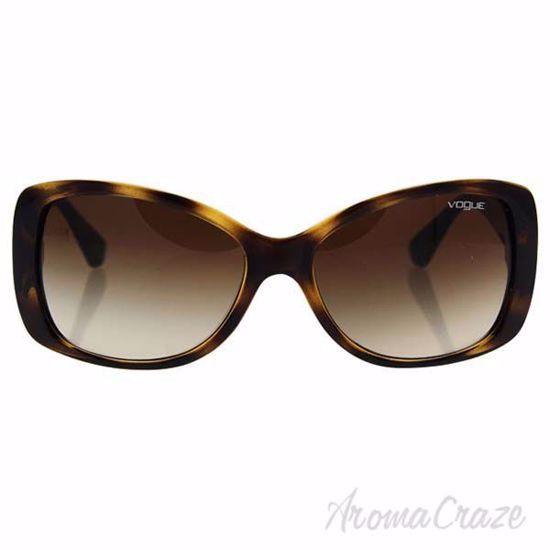 Vogue VO2843S W656/13 - Dark Havana/Brown Gradient by Vogue