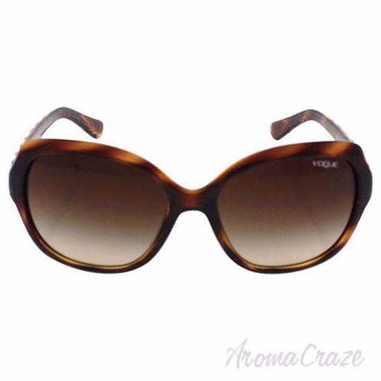 Vogue VO2871S 1508/13 - Striped Dark Havana/Brown Gradient b