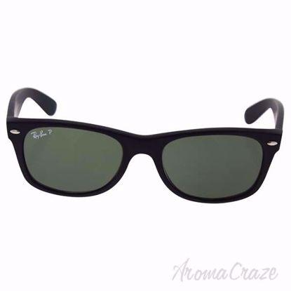 Ray Ban RB 2132 622/58 New Wayfarer - Black/Green Classic Po