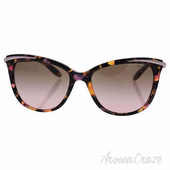 Picture of Ralph Lauren RA 5203 146114 - Havana Spotted Pink/ Brown Rose Gradient by Ralph Lauren for Women - 54-16-135 mm Sunglasses