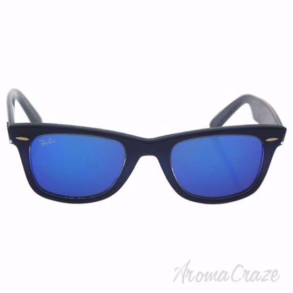 Ray Ban RB 2140 1203/68 Wayfarer - Blue/Blue by Ray Ban for