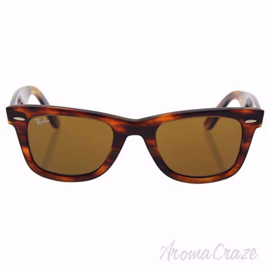 Ray Ban Sunglasses RB 2140 954 Wayfarer - Tortoise/Brown Classic by Ray Ban for Men - 50-22-150 mm Sunglasses onSunglassCraze.com