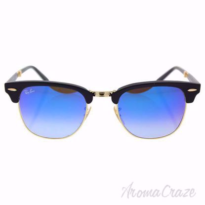 Ray Ban RB 2176 901S/7Q - Black Gold/Blue Gradient Flash by