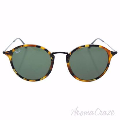 Ray Ban RB 2447 1157 - Spotted Black Havana/Green by Ray Ban