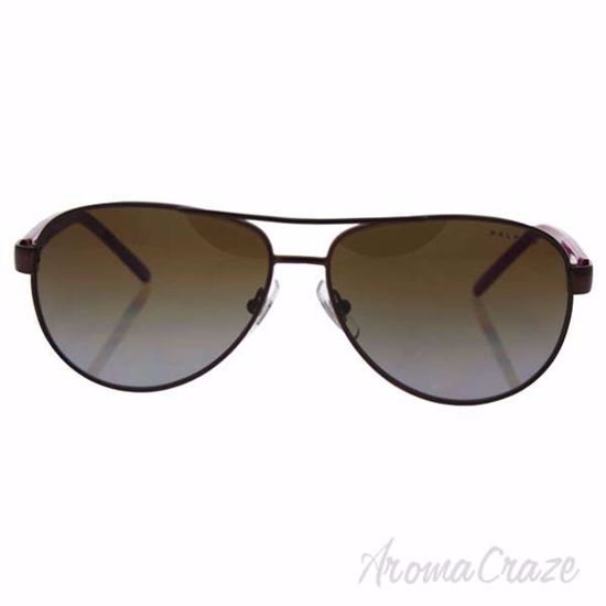 Picture of Ralph Lauren RA4004 132/T5 - Pink/Brown Polarized by Ralph Lauren for Women - 59-13-130 mm Sunglasses