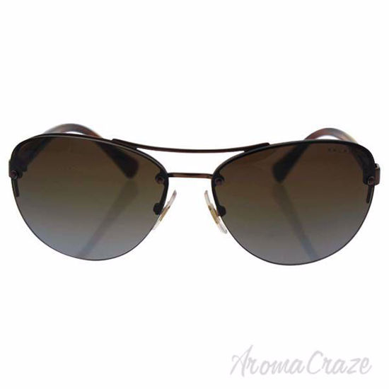 Picture of Ralph Lauren RA4113 3069T5 - Sand/Brown Horn/Brown Gradient Polarized by Ralph Lauren for Women - 56-14-135 mm Sunglasses