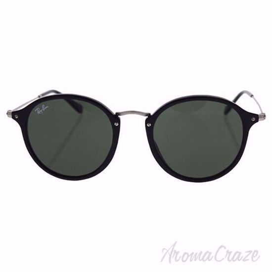 Ray Ban RB 2447 901 - Black Silver/Green Classic by Ray Ban