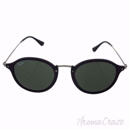 Ray Ban RB 2447 901 - Black Silver/Green Classic G-15 by Ray