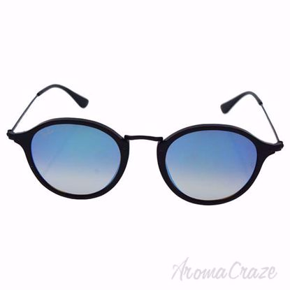 Ray Ban RB 2447 901/40 - Black/Blue Gradient Flash by Ray Ba
