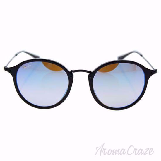 Ray Ban RB 2447 901/40 - Shiny Black/Blue Gradient by Ray Ba