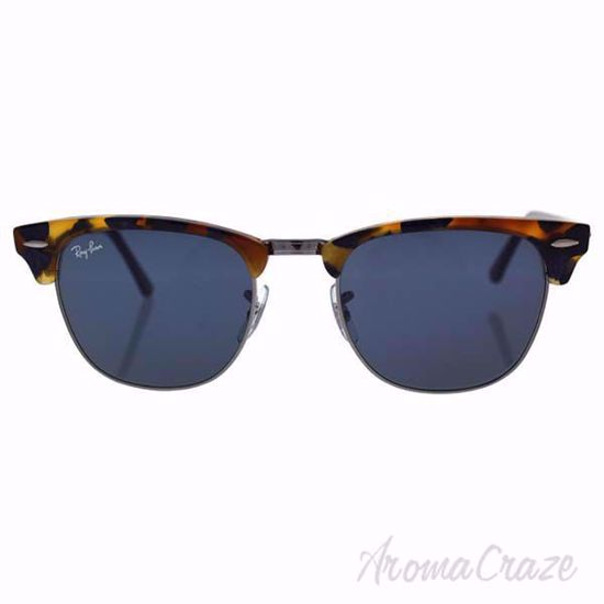 Ray Ban RB 3016 Clubmaster 1158/R5 - Black Tortoise/Grey by