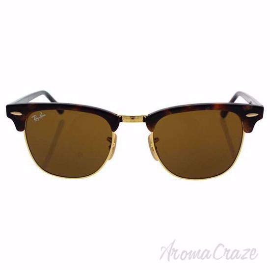 Ray Ban RB 3016 Clubmaster 1160 - Tortoise-Black/Brown by Ra