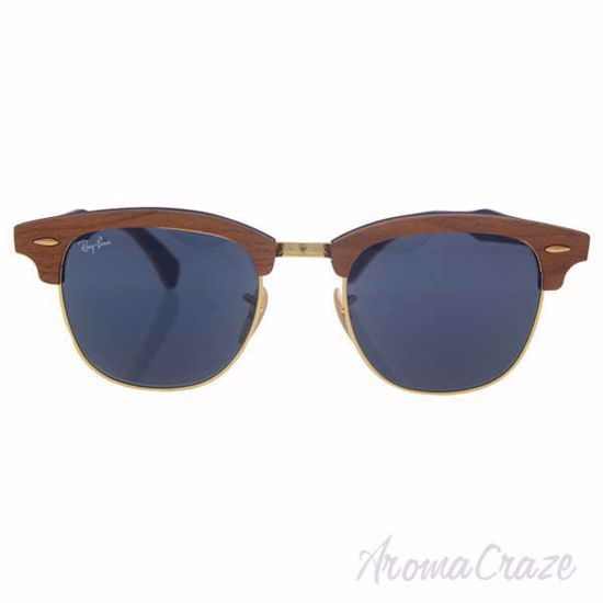 Ray Ban RB 3016-M 1180/R5 - Brown/Blue Gray Classic by Ray B