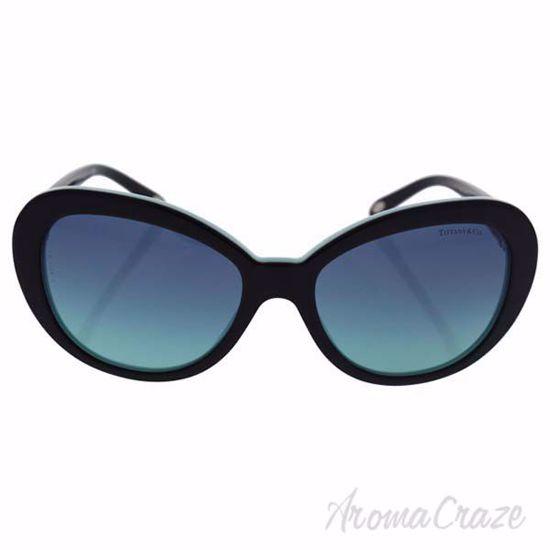 Tiffany TF 4118-B 8055/9S - Black/Blue Azure Gradient Blue b