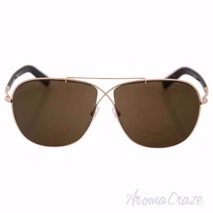 Tom Ford FT0393 April 28J - Rose Gold/Roviex by Tom Ford for