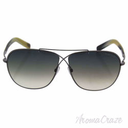 Tom Ford FT0393/S April 15B - Light Ruthenium/Grey Gradient by Tom Ford for Men - 61-10-145 mm Sunglasses