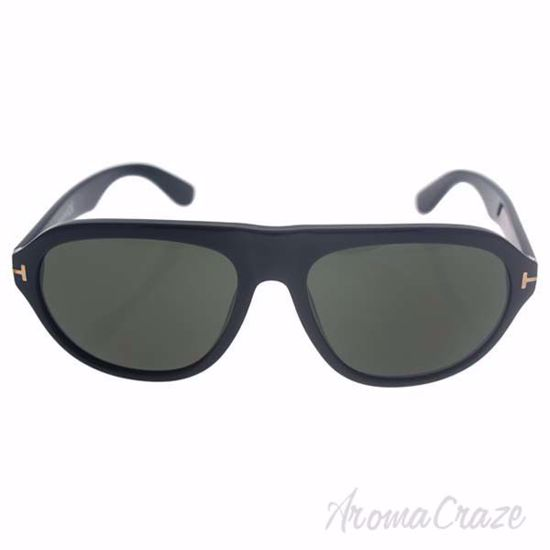 Tom Ford FT0397/S Ivan 01N - Black/Green by Tom Ford for Wom