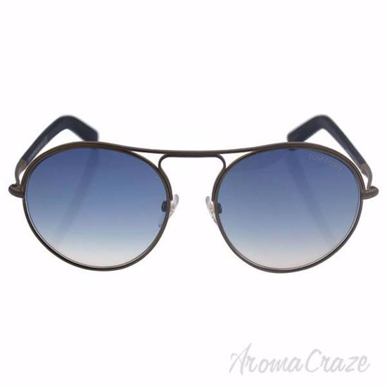 Tom Ford FT0449/S Jessie 37W - Gold/Blue Gradient by Tom For