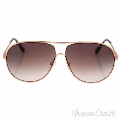 Tom Ford FT0450 Cliff 28F - Shiny Rose Gold by Tom Ford for