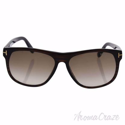 Tom Ford TF236 50P Oliver - Brown/Green Gradient by Tom Ford