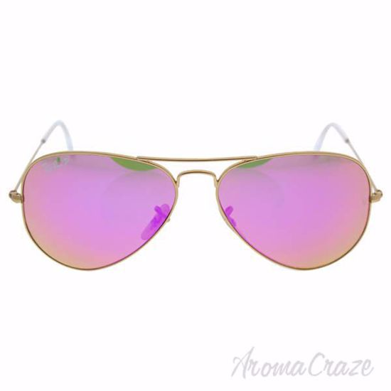 Ray Ban RB 3025 112/1Q Aviator Large Metal - Gold/Cyclamen F