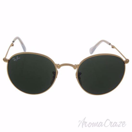 Ray Ban RB 3532 011 - Gold/Green Classic by Ray Ban for Unis