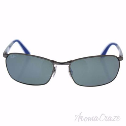Ray Ban RB 3534 029/40 - Gunmetal/Silver by Ray Ban for Men