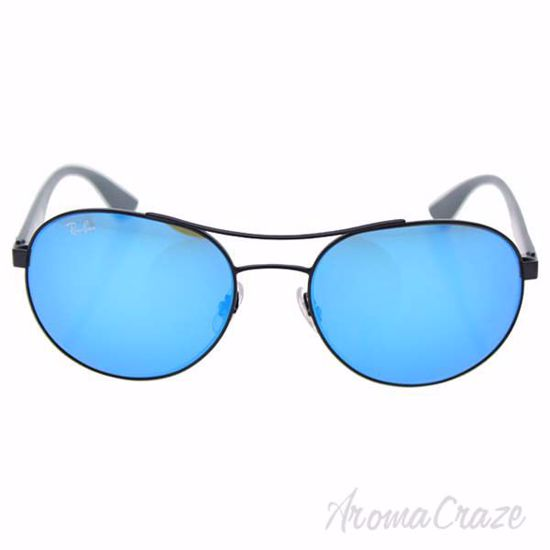 Ray Ban RB 3536 006/55 - Black/Grey/Blue by Ray Ban for Unis