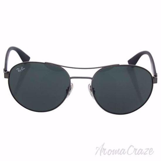 Ray Ban RB 3536 029/71 - Gunmetal-Black/Green by Ray Ban for