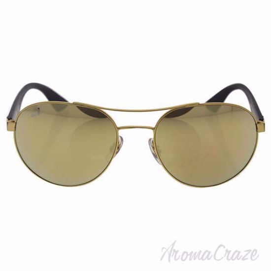 Ray Ban RB 3536 112/2Y - Gold/Brown/Copper by Ray Ban for Un