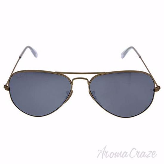 Ray Ban RB 3025 Aviator Large Metal 112/W3 - Gold/Silver Fla