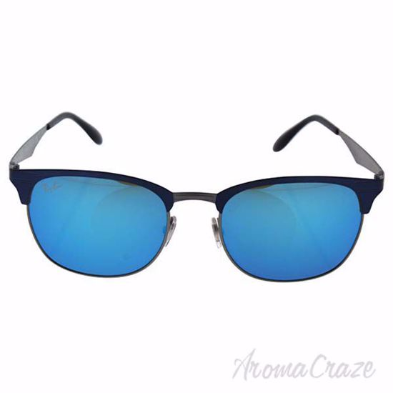 Ray Ban RB 3538 189/55 - Blue/Blue by Ray Ban for Unisex - 5