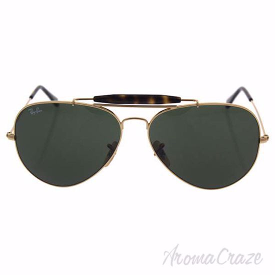 Ray Ban RB 3029 181 Outdoorsman II - Gold/Green by Ray Ban f