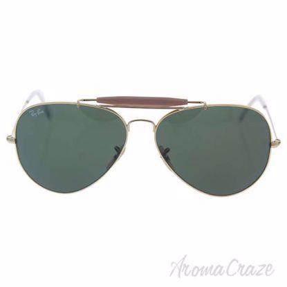 Ray Ban RB 3029 Outdoor Sman II L2112 - Gold/Green by Ray Ba
