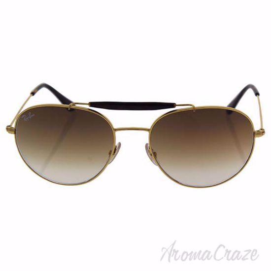 Ray Ban RB 3540 001/51 - Gold/Light Brown Gradient by Ray Ba