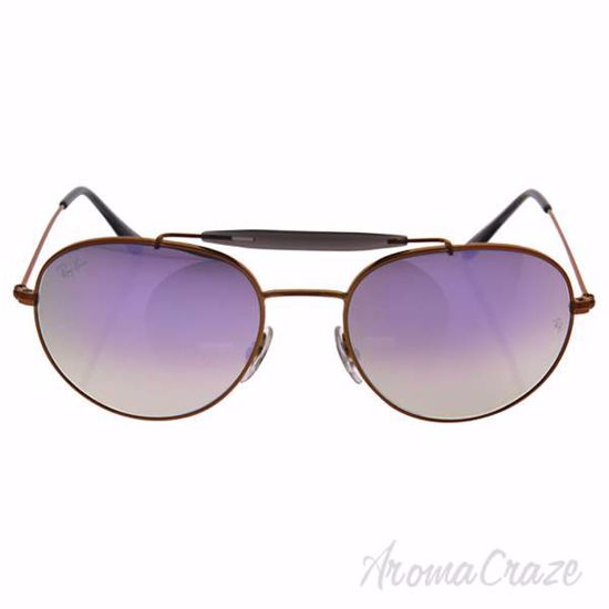 Picture of Ray Ban RB 3540 198/7X - Bronze Copper/Lilac Gradient Flash by Ray Ban for Unisex - 53-18-140 mm Sunglasses