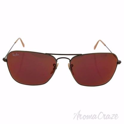 Ray Ban RB 3136 167/2K Caravan - Bronze Copper/Red by Ray Ba