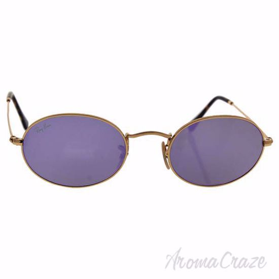 Ray Ban RB 3547-N 001/80 - Gold/Lilac by Ray Ban for Unisex