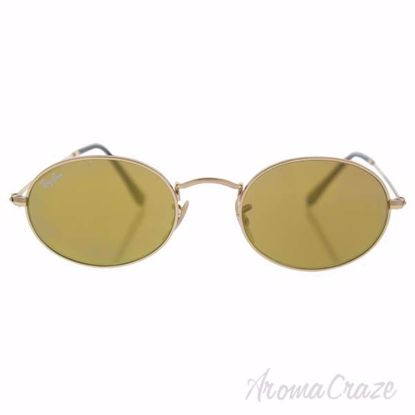 Ray Ban RB 3547-N 001/93 - Gold/Yellow by Ray Ban for Unisex