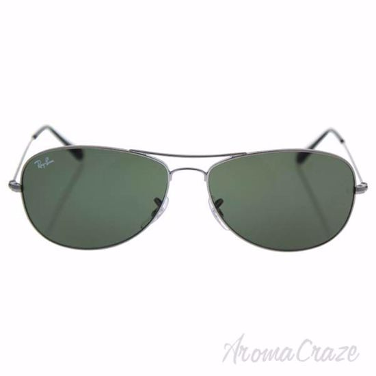 Ray Ban RB 3362 004 Cockpit - Gunmetal/Green Classic by Ray